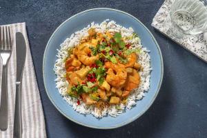 Prawn Red Thai Curry image