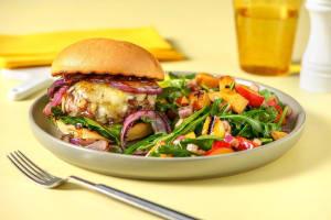 Prime Rib and Fig Burger image
