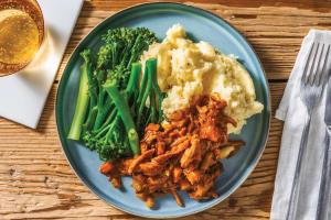 Pulled Beef & Vegetable Stew image