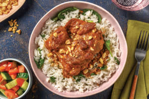 Quick Bengal Coconut Chicken image