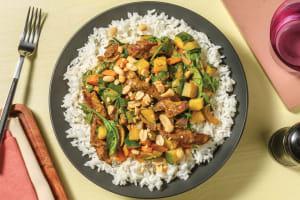 Quick Mumbai Beef & Coconut Curry image