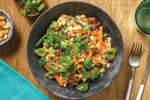 Quick Sri Lankan Beef Curry Noodles image
