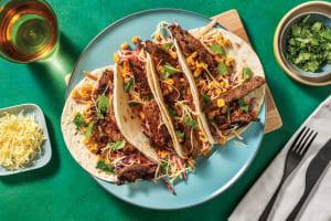 Quick Tex-Mex Beef Tacos image