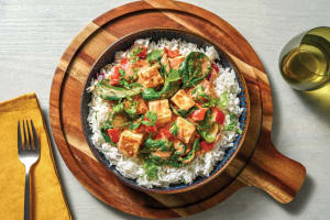 Quick Berbere-Spiced Paneer Curry image