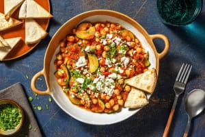 Harissa Chickpea Stew image