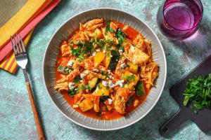 Calorie Smart Stewed Harissa Chicken image