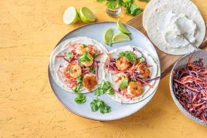 Rapid Crispy Shrimp Tacos image