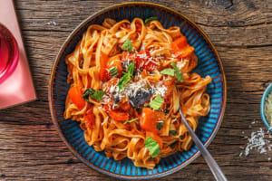 Ratatouille pasta image