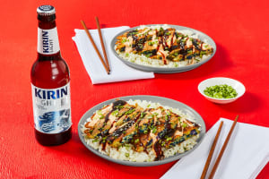 Red Cabbage Okonomiyaki Fritters image