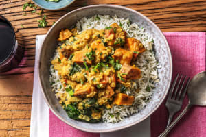 Red Lentil and Sweet Potato Curry image