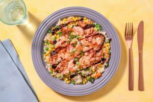 Shrimp and Bacon Fried Rice image