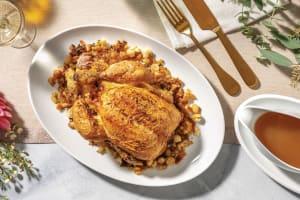 Roast Chicken & Gravy image