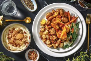 Roast Chicken & Sage Bacon Stuffing image