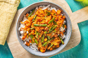 Roasted Butternut Squash Curry image