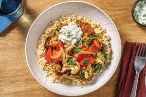 Indian Roasted Cauliflower Curry image