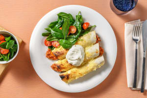 Roasted Chicken and Cheese Flautas image