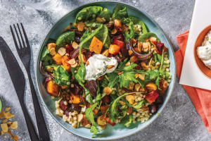 Roasted Pumpkin & Israeli Couscous Salad image