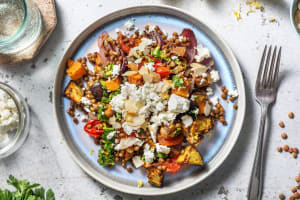 Roasted Veg and Lentil Jumble image