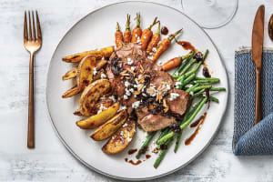 Rosemary & Caramelised Onion Lamb Rump image