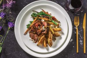 Rosemary Lamb Rump & Caramelised Onion image