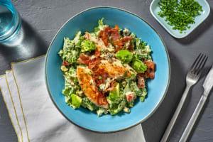 Salade Cobb : poulet, lard grillé & avocat image
