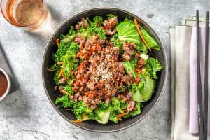 Korean Style Beef Salad image