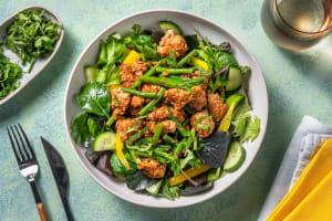 Carb Smart Pork Larb Salad image
