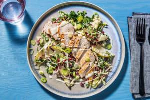 Sesame Roasted Chicken Salad image