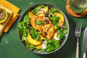 Chicken and Nectarine Summer Salad image