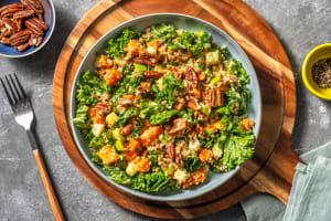 Kale, Lentil and Quinoa Super Salad image