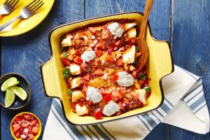 Salsa Roja Chicken Enchiladas image
