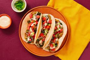 Salsa Verde Pork Tacos image