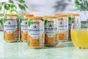 San Pellegrino - Bruisende drank sinaasappel image