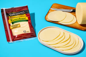 Sargento® Sliced Provolone Cheese image