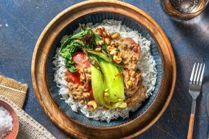 Satay curry image