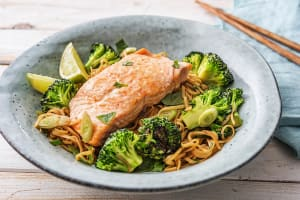 Ginger-Lime Salmon image