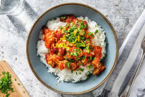 Sausage and Bean Chilli image