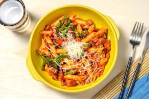 Sausage and Broccolini Pasta image