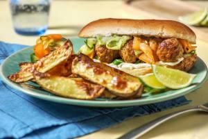 Sausage Banh-Mi image