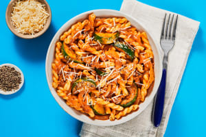 Chicken Sausage Gemelli Bolognese image
