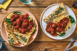 Sausage & Veggie Bolognese image