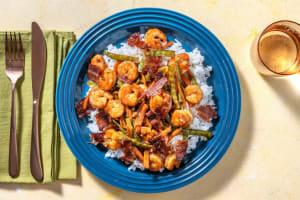 Ginger Shrimp Stir-fry image