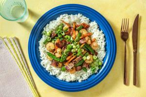 Sesame Shrimp Stir-Fry image