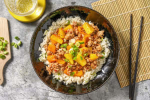 Sweet & Sour Pork Stir-Fry image