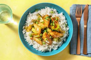 Spicy Hoisin Chicken Stir-Fry image