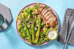 Savoury Seared Pork Chops image