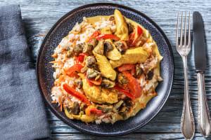 Scharfes Hähnchen-Kokos-Curry image