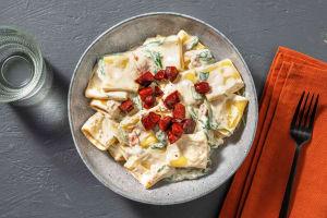 Schnelle Paccheri-Pasta mit Mascarpone image