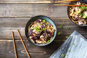 Slurp's Up! Sesame Chicken Noodles image
