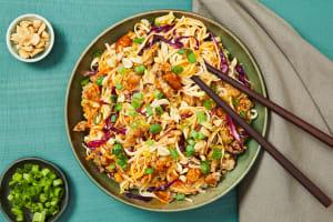 Sesame Szechuan Pork Noodles image